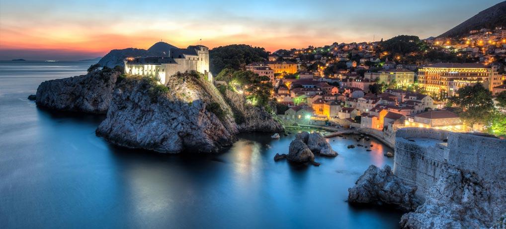 Dubrovnik, Kroasia