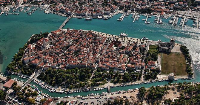 Trogir, Kroasia
