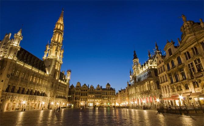 Brussels, Belgia